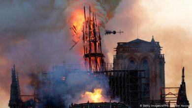 Photo of حريق كاتدرائية نوتردام: بعد الصدمة آمال كبيرة تحذو الفرنسيين لاعادة بناء هذه المعلمة التاريخية