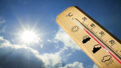 Photo of درجات الحرارة الدنيا والعليا المرتقبة غدا الأربعاء