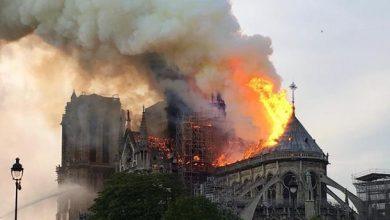 Photo of سفارة المغرب بفرنسا تعبر عن تعاطفها وتضامنها جراء الحريق الذي أتى على سقف كاتيدرائية نوتردام