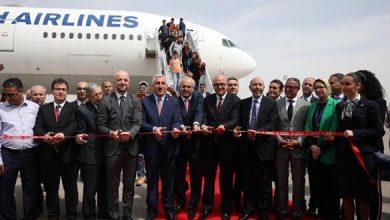 Photo of شركة الخطوط الجوية التركية تطلق رسميا خطا جويا جديدا يربط بين مدينتي مراكش وإسطنبول