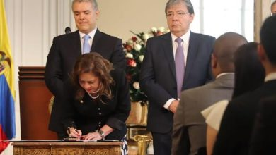 Photo of كولومبيا تعين سفيرة على رأس تمثيليتها الدبلوماسية بالمغرب