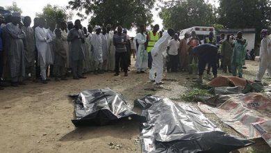 Photo of مصرع 19 شخصا في انحراف شاحنة شمال نيجيريا