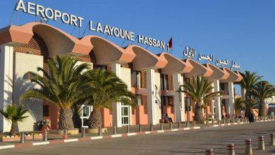 Photo of مطار الحسن الأول بالعيون.. ارتفاع حركة النقل الجوي خلال شهر فبراير الماضي