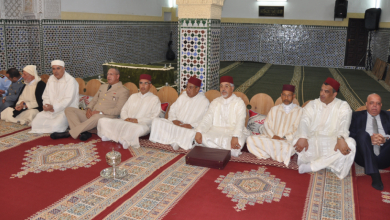 Photo of هبة ملكية لفائدة الزاوية الحراقية بتطوان