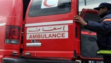 Photo of الناظور: وفاة شخص بسبب مضاعفات الحروق العمدية التي تعرض لها الاثنين