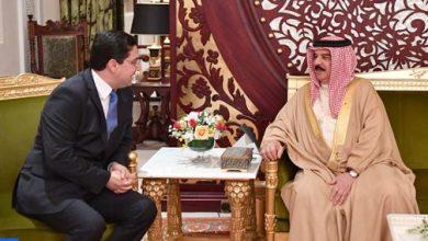 Photo of رسالة من جلالة الملك الى عاهل مملكة البحرين