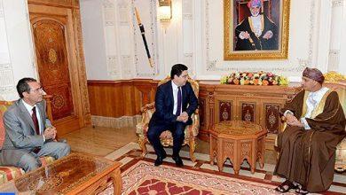Photo of رسالة من جلالة الملك محمد السادس إلى سلطان عمان