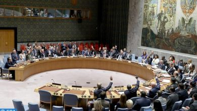 Photo of مجلس الأمن يمدد مهمة بعثة المينورسو لستة أشهر ويكرس مجددا أولوية مبادرة الحكم الذاتي