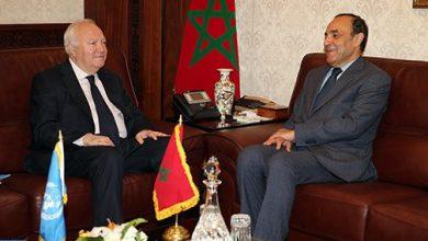 Photo of موراتينوس: المملكة المغربية تشكل نموذجا لتحالف الحضارات