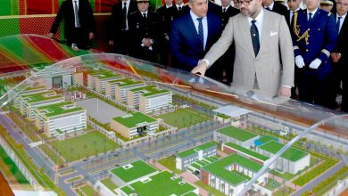 Photo of الملك يعطي انطلاقة أشغال إنجاز المقر الجديد للمديرية العامة للأمن الوطني