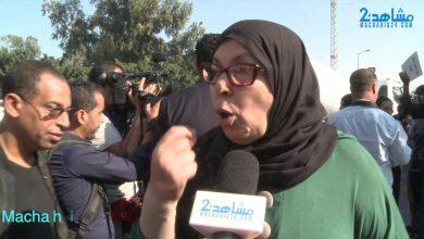 Photo of والدة احمجيق تقتفي خطى الزفزافي الأكبر في تسويق الكذب والبهتان
