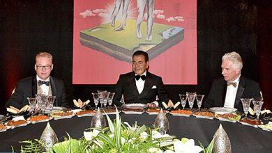 Photo of الأمير مولاي رشيد يترأس حفل عشاء أقامه الملك على شرف المدعوين للدورة الـ 46 لجائزة الحسن الثاني للغولف