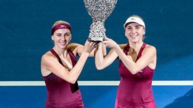 Photo of أربع لاعبات تنس من أوكرانيا ضمن قائمة أحسن مائة رياضية عالميا