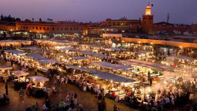 ارتفاع عدد الليالي السياحية بمراكش خلال شهر مارس الماضي