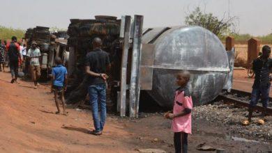 Photo of حداد لمدة ثلاث في النيجر أيام بعد مقتل 60 شخصا جراء انفجار صهريج وقود
