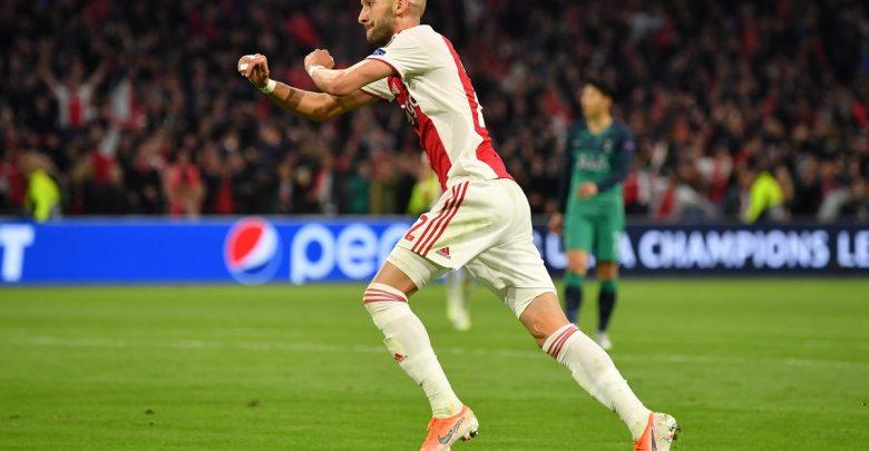 زياش يحقق إنجازا جديدا بعد هدفه أمام توتنهام