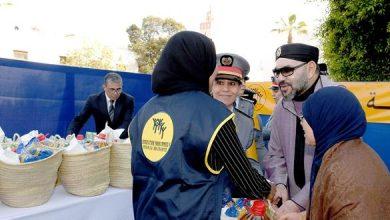 "Photo of الملك يعطي انطلاقة العملية الوطنية للدعم الغذائي ""رمضان 1440"""