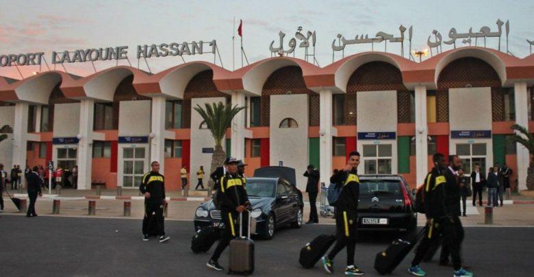 مطار الحسن الأول بالعيون.. ارتفاع حركة النقل الجوي خلال شهر مارس