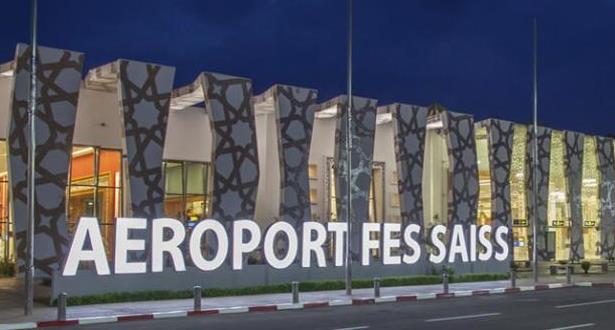 مطار فاس-سايس.. ارتفاع حركة نقل المسافرين