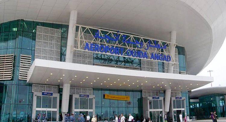 مطار وجدة - أنجاد: أزيد من 120 ألف مسافر بمتم مارس
