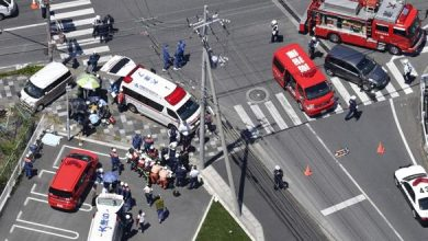Photo of مقتل طفلين جراء حادث دهس في اليابان