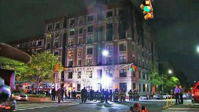 Photo of مصرع ستة أشخاص بينهم أربعة أطفال في حريق بنيويورك