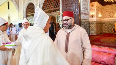 Photo of أمير المؤمنين يترأس الدرس السادس من سلسلة الدروس الحسنية الرمضانية
