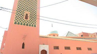 Photo of مسجد الأمير مولاي رشيد.. معلمة وضاءة في مدينة الرشيدية
