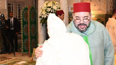 Photo of أمير المؤمنين يترأس الدرس الخامس من سلسلة الدروس الحسنية الرمضانية