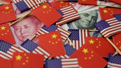 """Photo of بكين تتهم واشنطن بممارسة """"إرهاب اقتصادي مكشوف"""" في الحرب التجارية"""