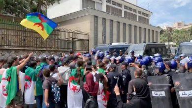 Photo of الطلاب الجزائريون يتظاهرون غداة خطاب رئيس أركان الجيش