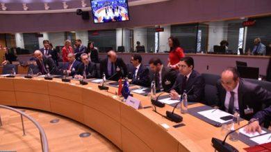 Photo of انطلاق أشغال الدورة ال 14 لمجلس الشراكة المغرب – الاتحاد الأوروبي ببروكسل