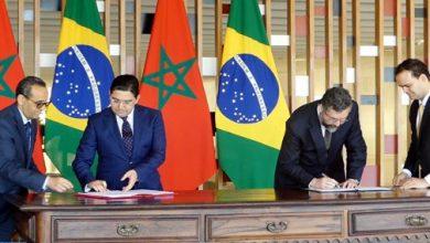 Photo of المغرب والبرازيل: إطار قانوني غني من أجل شراكة متعددة الأبعاد