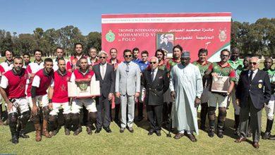 Photo of الأمير مولاي رشيد يترأس بالرباط المباراة النهائية للدورة الثالثة لجائزة محمد السادس الدولية للبولو