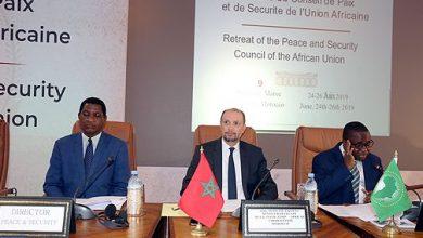 Photo of الصخيرات: انطلاق أشغال الخلوة ال12 لمجلس السلم والأمن التابع للاتحاد الإفريقي