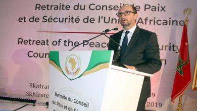 """Photo of الصخيرات: إصلاح مجلس السلم والأمن التابع للاتحاد الإفريقي ينبغي أن يسترشد بـ""""معايير أساسية"""""""