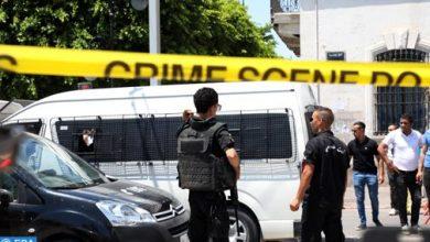 Photo of الداخلية التونسية: خمسة جرحى في هجوم انتحاري قرب سيارة للأمن وسط العاصمة