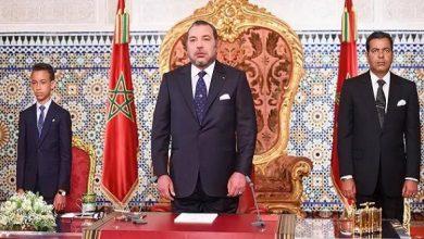Photo of الملك في خطاب العرش: الملكية الوطنية والمواطنة واحد من الخيارات الكبرى للبلاد