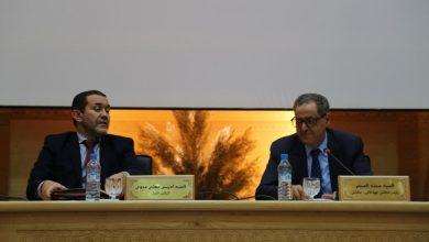 Photo of محند العنصر يقدم حصيلة إنجازات 2015 – 2018