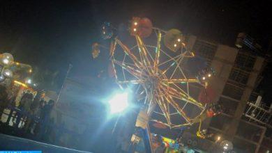Photo of طنجة: إصابة 20 شخصا إثر خلل طارئ طال أرجوحة دائرية بفضاء للألعاب