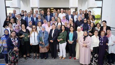 Photo of الأميرة للا زينب تترأس اجتماع الجمع العام العادي للعصبة المغربية لحماية الطفولة