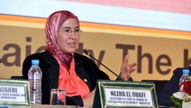 Photo of تعيين نزهة الوفي رئيسة لشبكة الوزيرات والقيادات النسائية في مجال البيئة في إفريقيا