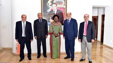 Photo of تطورات قضية الصحراء المغربية محور مباحثات بين خليهن ولد الرشيد ورئيسة البرلمان الأوغندي