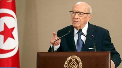 Photo of وفاة الرئيس التونسي الباجي قايد السبسي