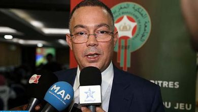 Photo of جامعة الكرة المغربية تنفي توقيف رئيسها فوزي لقجع من طرف اللجنة التأديبية التابعة للكونفدرالية الإفريقية
