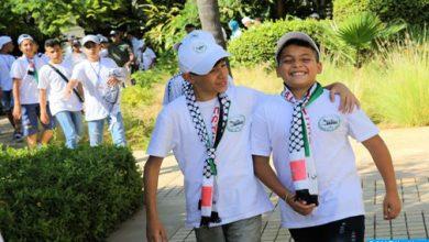 Photo of وكالة بيت مال القدس تنظم الدورة 12 للمخيم الصيفي لفائدة أطفال القدس في الفترة ما بين 15 و 28 غشت الجاري