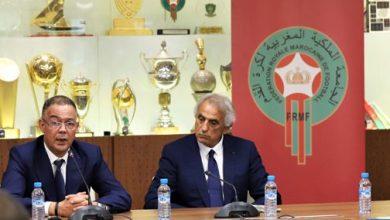 Photo of فوزي لقجع يكشف بعض ما تضمنه العقد الموقع مع خليلوزيتش