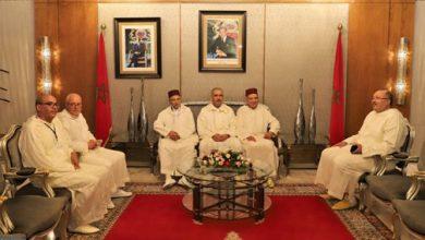 Photo of الوفد الرسمي للحجاج المغاربة يعود إلى أرض الوطن