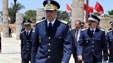 Photo of إسبانيا: توشيح عبد اللطيف الحموشي بوسام الصليب الأكبر للاستحقاق للحرس المدني