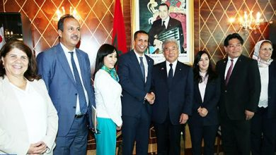Photo of رئيس مجموعة الصداقة اليابانية المغربية بالبرلمان الياباني يشيد بالإصلاحات الكبرى في المملكة